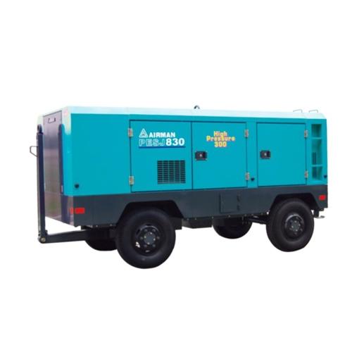 蘭州復盛埃爾曼電動移動式空壓機PESJ830