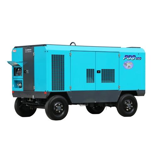 蘭州柴油移動空壓機PDSF750/900S,21.2/10.5